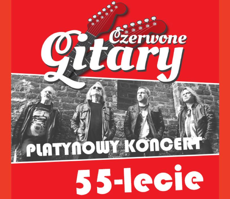 Czerwone Gitary | PLATYNOWY KONCERT