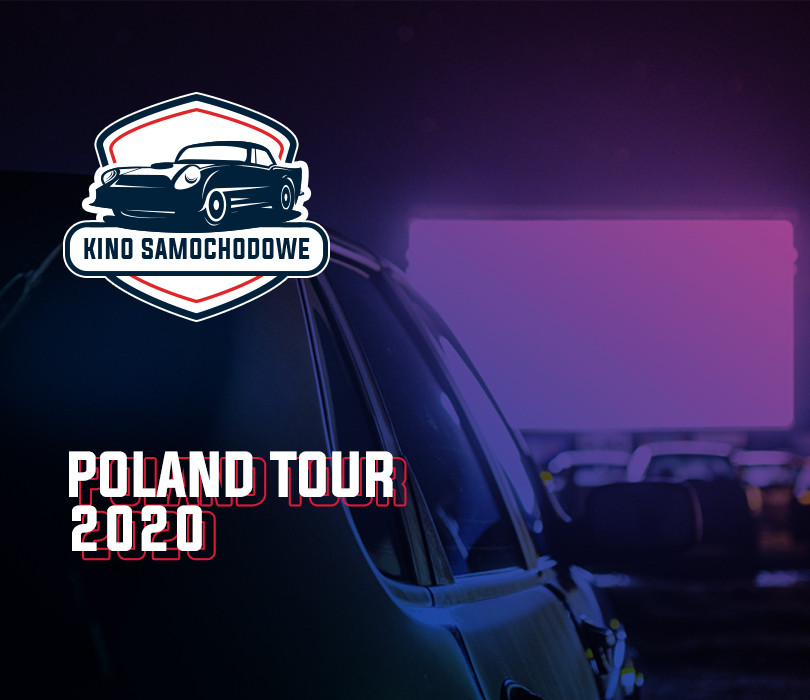 JUTRO BĘDZIEMY SZCZĘŚLIWI - Kino Samochodowe – Poland Tour 2020 – RADOM