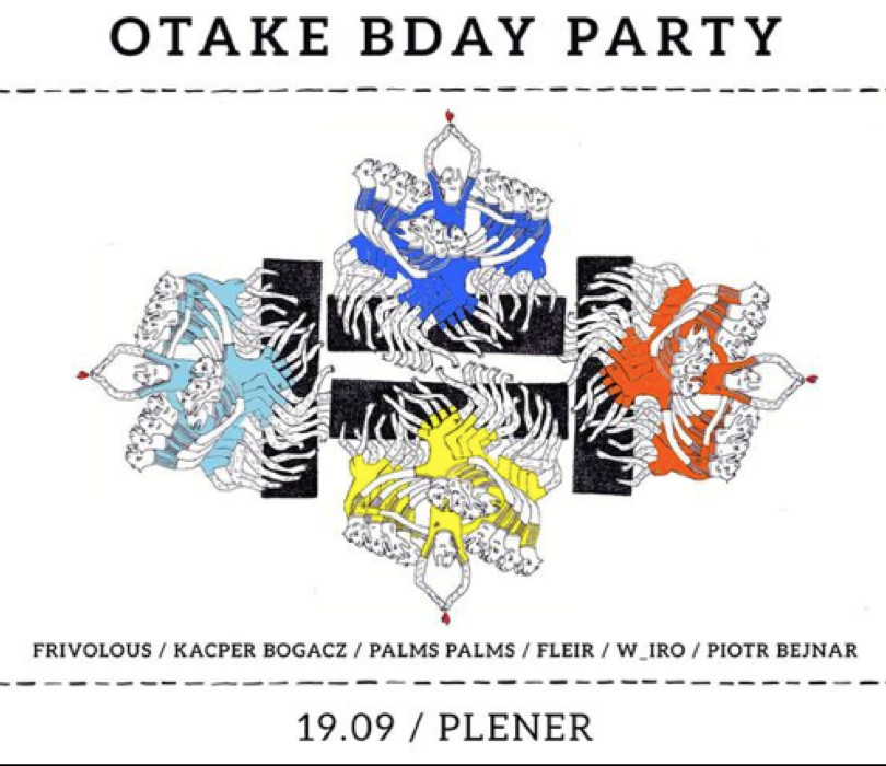 Otake Records Bday Party | special guest Frivolous