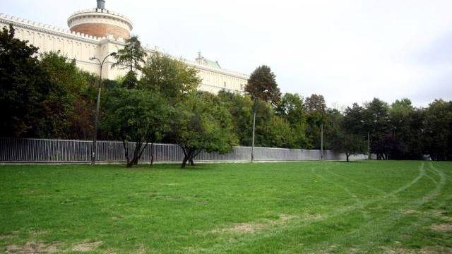 Błonia pod Zamkiem w Lublinie