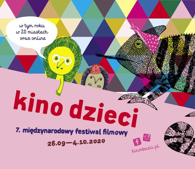 7. Międzynarodowy Festiwal Filmowy Kino Dzieci
