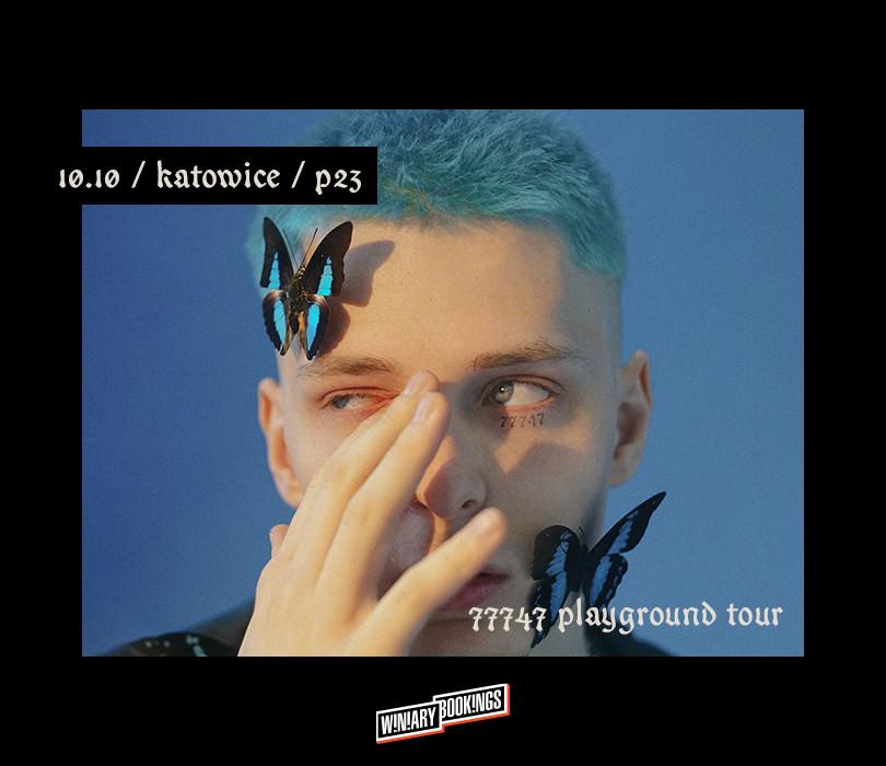 """OKI """"77747 playground Tour"""""""