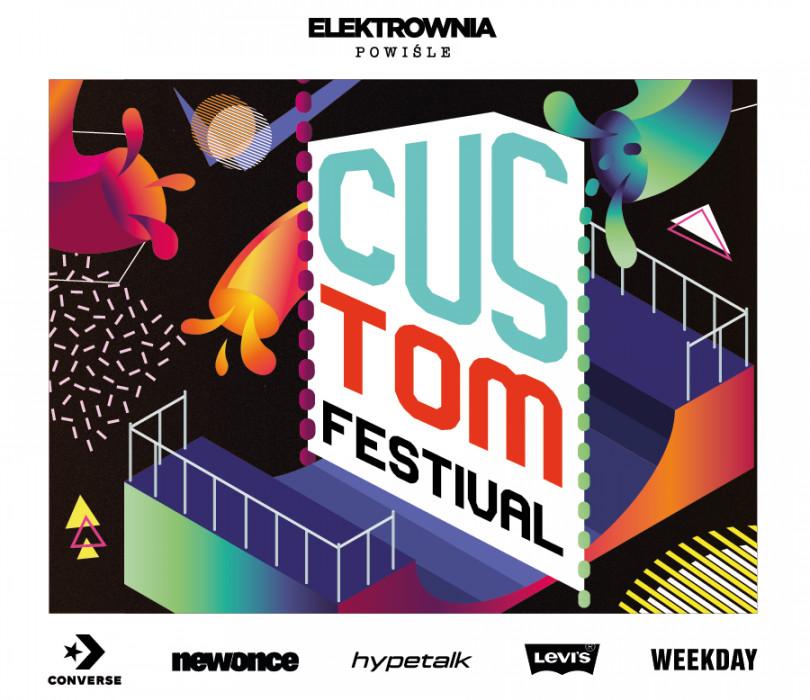 Custom Festival w Elektrowni Powiśle