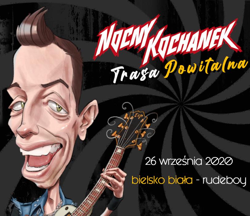 Nocny Kochanek | Trasa Powitalna | Bielsko-Biała