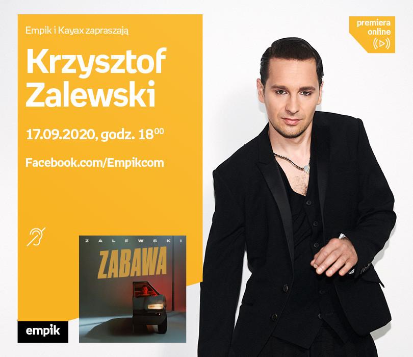 Krzysztof Zalewski – Premiera online