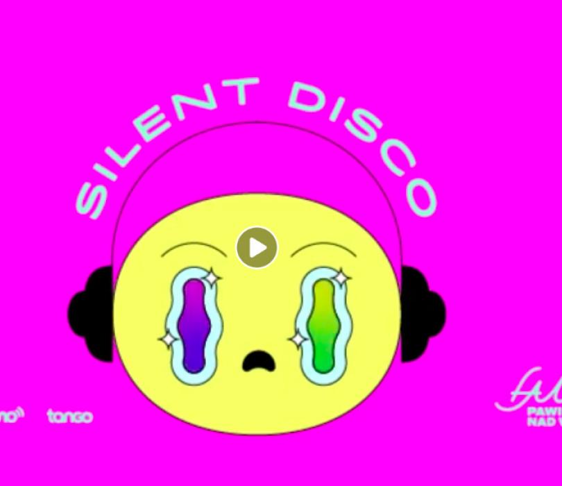 Nadwiślańskie Silent Disco! // Fala - Pawilon