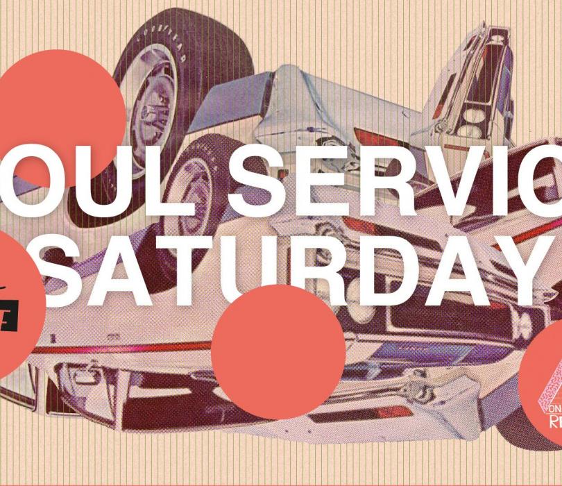 Soul Service feat Pete On The Corner (WWFM)