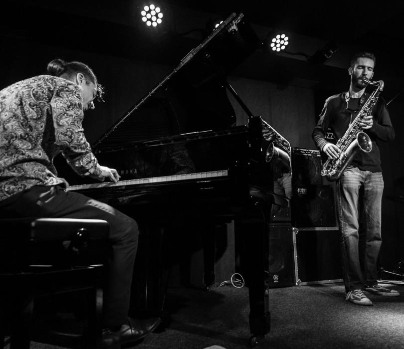 #jazzevening: Gawęda/Pezda Duo