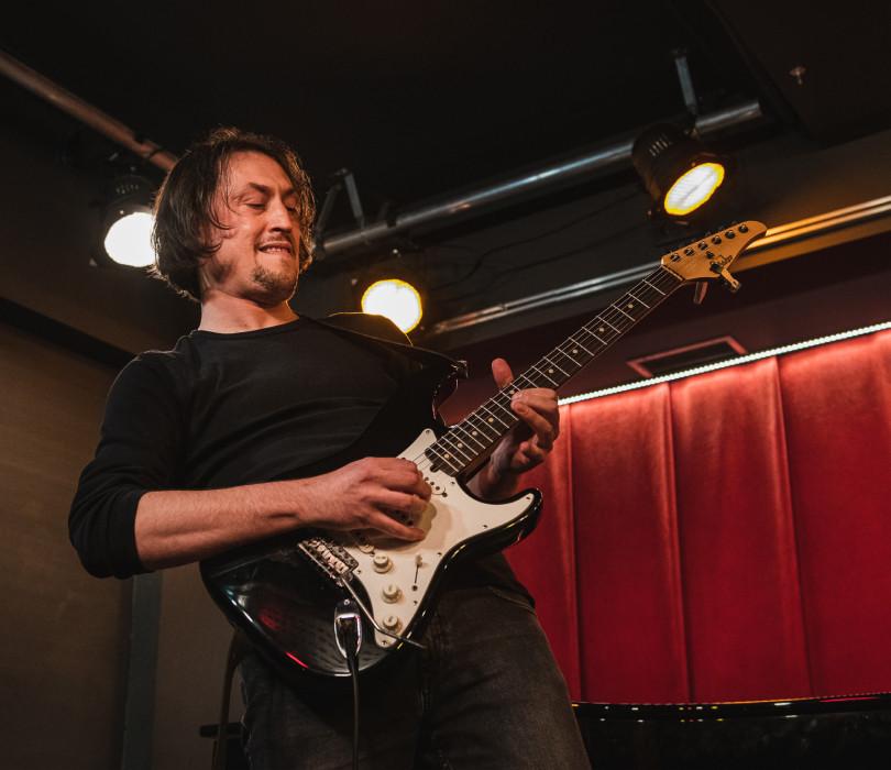 #jazzevening: Andrzej Gondek GonZone