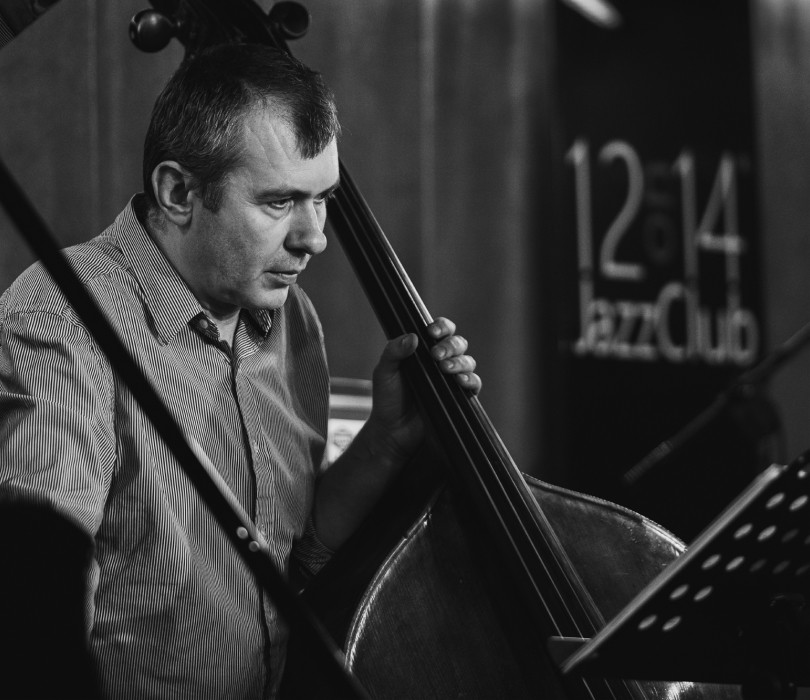 #jazzevening: Wojciech Pulcyn Solo