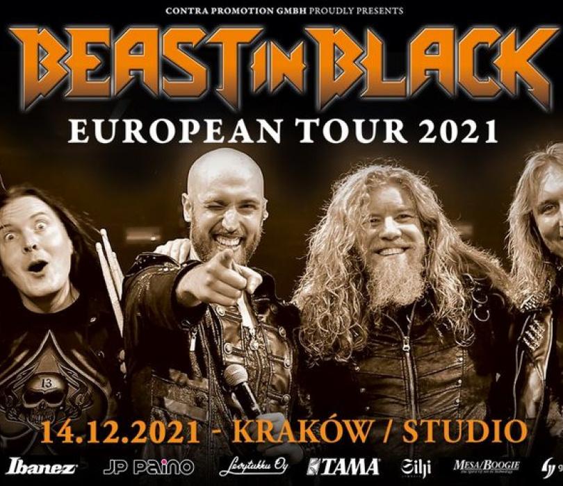 Going. | Beast In Black | Kraków - Klub Studio
