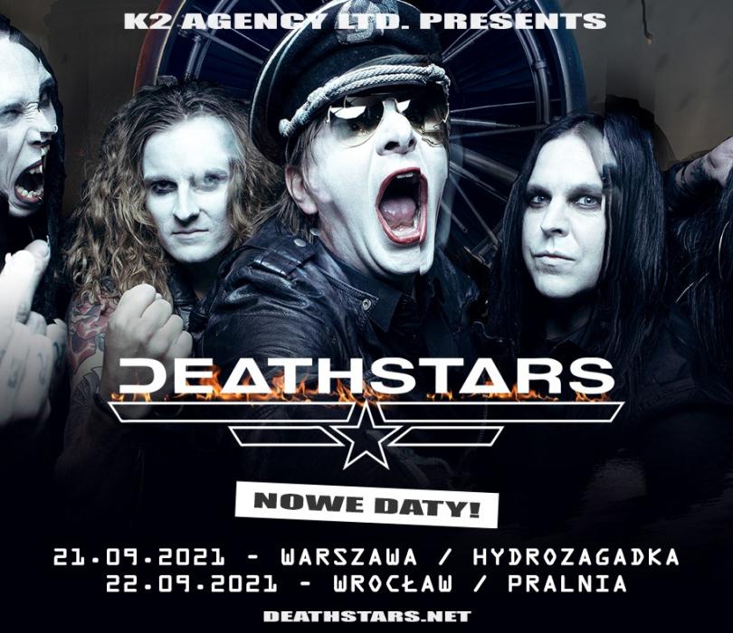 Going. | Deathstars | Warszawa - Hydrozagadka