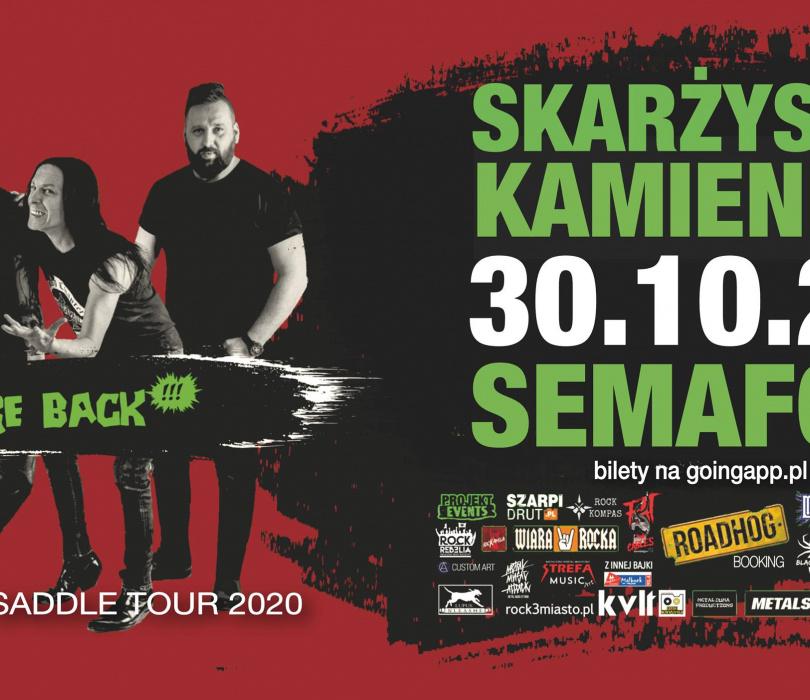 House of Death | Back in the saddle tour | Skarżysko-Kamienna [ZMIANA DATY]