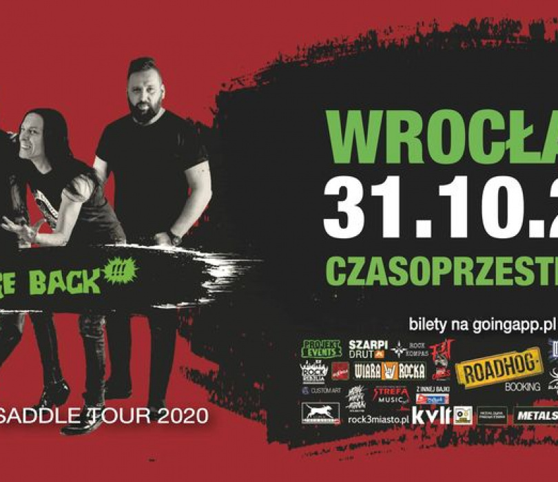 House of Death | Back in the saddle tour | Wrocław [ZMIANA DATY]