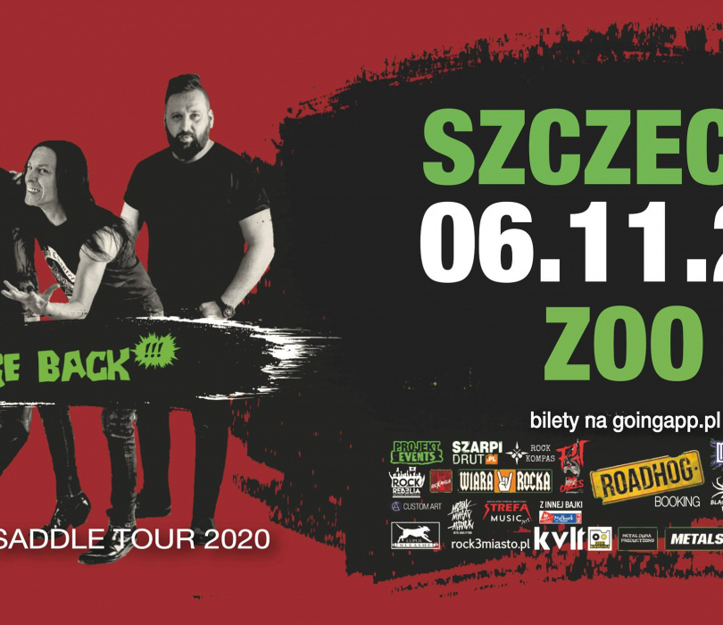House of Death | Back in the saddle tour | Szczecin