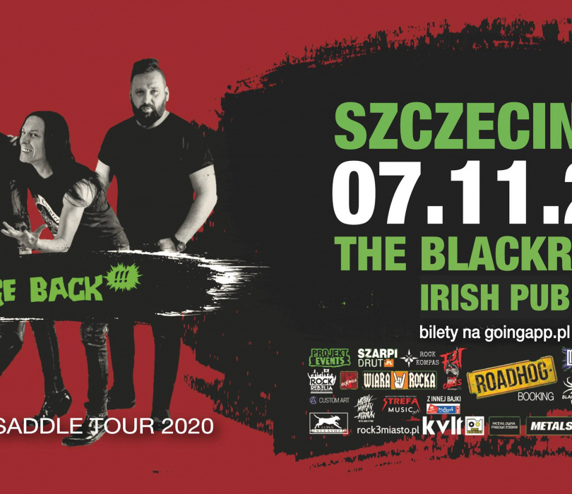 House of Death | Back in the saddle tour | Szczecinek