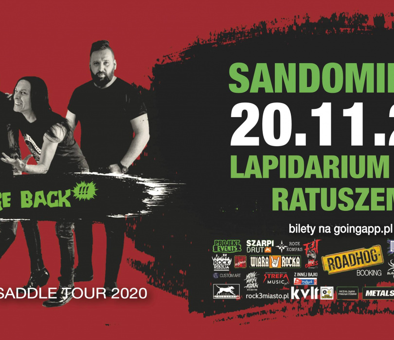 House of Death | Back in the saddle tour | Sandomierz