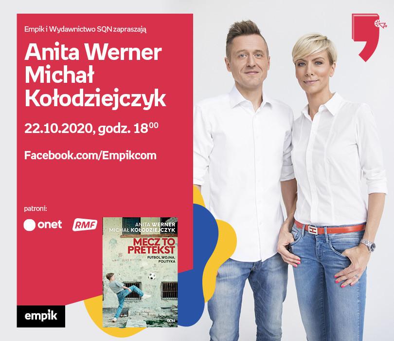 A.Werner, M.Kołodziejczyk – Premiera | Wirtualne Targi Książki