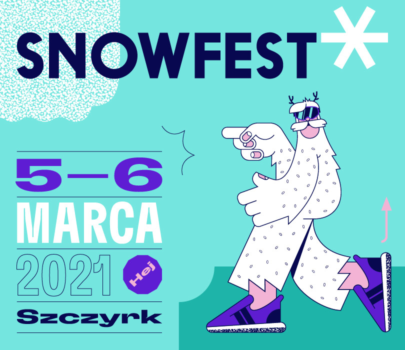SnowFest Festival 2021 [ZMIANA DATY]