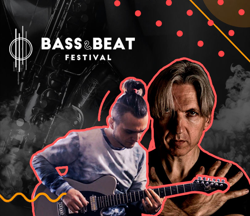 SONIC CONSTELLATION (PL / SWE) BASS AND BEAT FESTIVAL