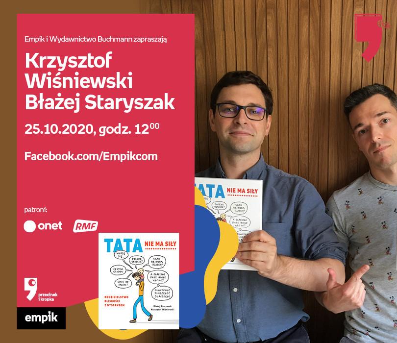 K. Wiśniewski, B. Staryszak – Spotkanie | WTK Przecinek i Kropka