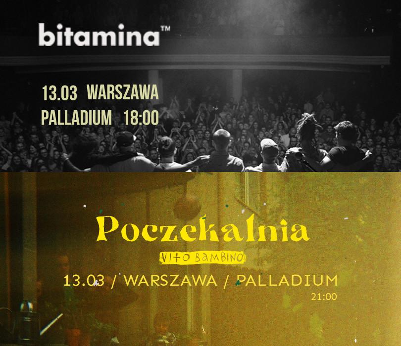 Bitamina & Vito Bambino | Warszawa [ZMIANA DATY]