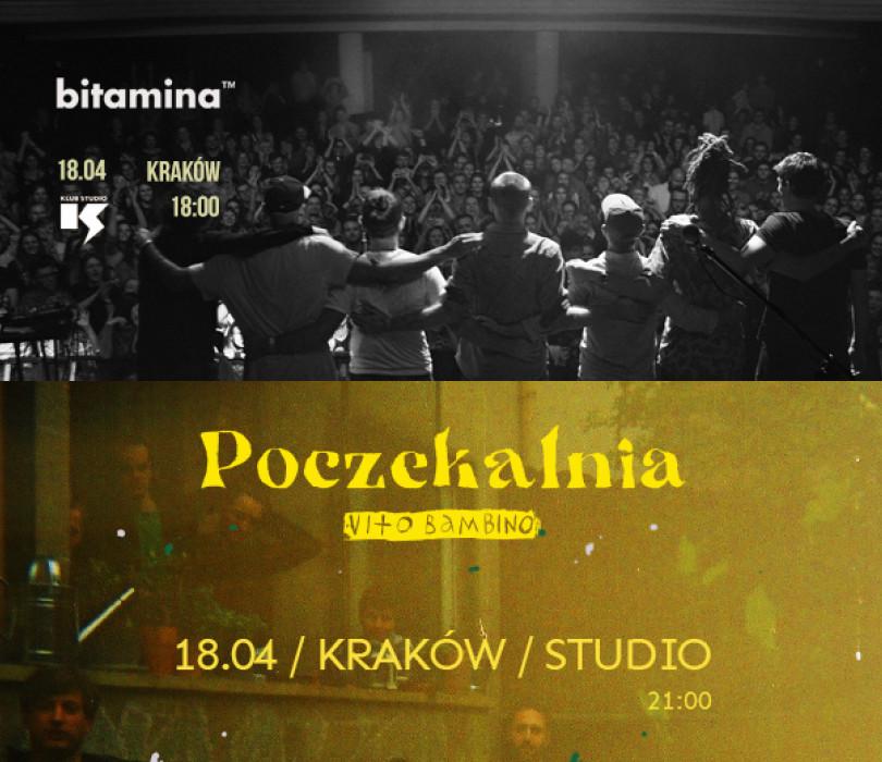 Bitamina & Vito Bambino | Kraków [ZMIANA DATY]