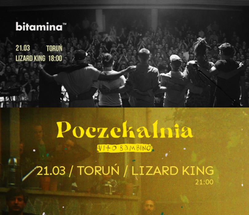 Bitamina & Vito Bambino | Toruń [ZMIANA DATY]