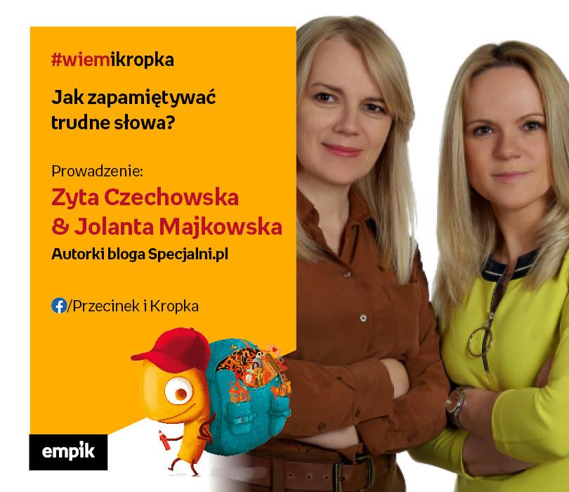 Zyta Czechowska i Jolanta Majkowska | Jak zapamiętywać trudne słowa?