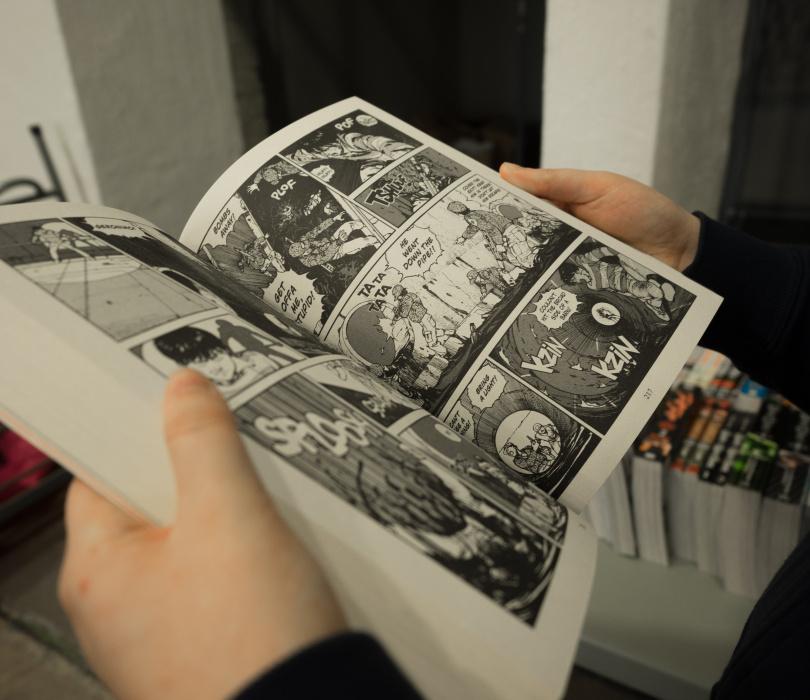 Sobotnie Spotkanie z Komiksem #114: Co słychać u Spella?
