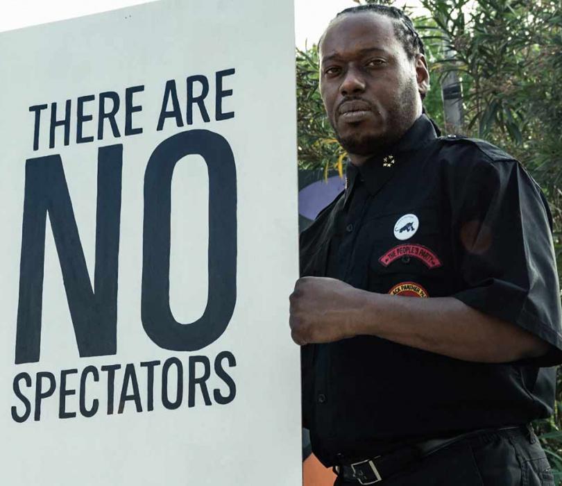 There are no spectators / Widzowie nie istnieją