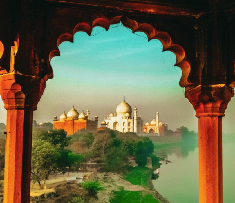 Indie - Kultura i historia kluczem do zrozumienia geopolityki