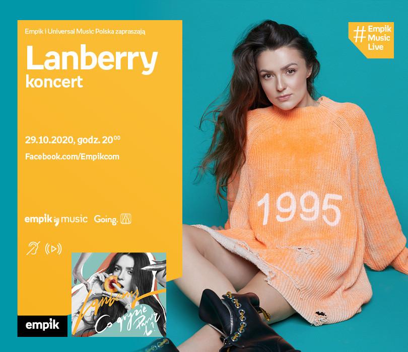Lanberry – koncert | #EmpikMusicLive