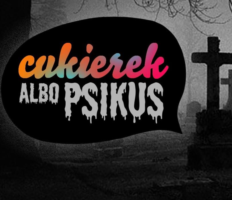 Online! Cukierek albo psikus – impro na Halloween