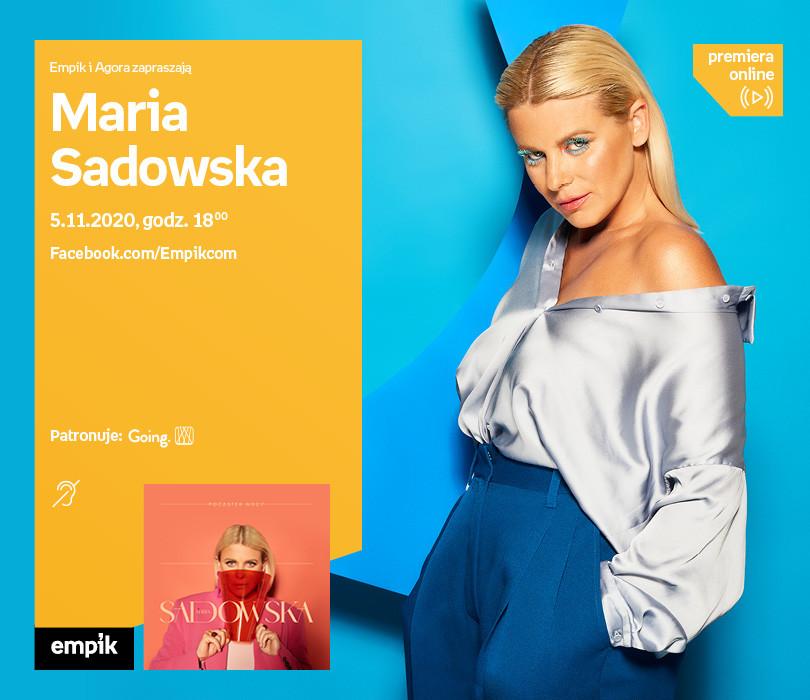 Maria Sadowska – Premiera online