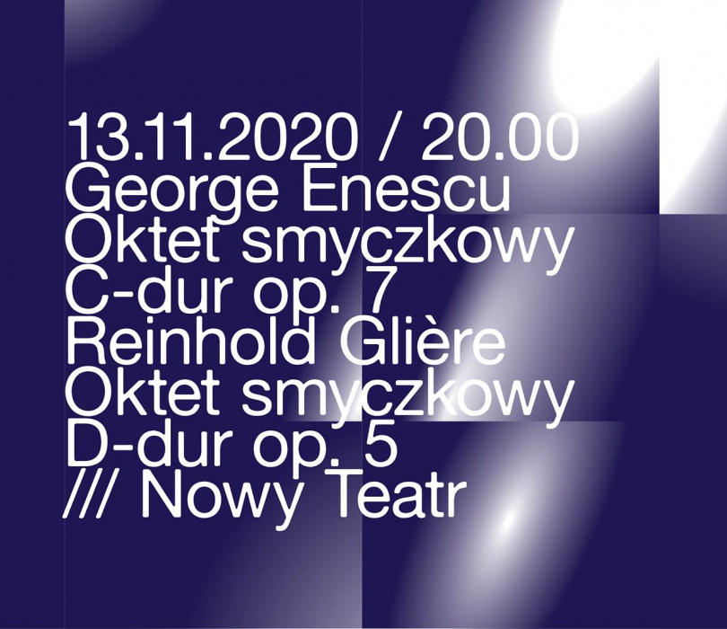 16. Kwartesencja - Enescu / Glière
