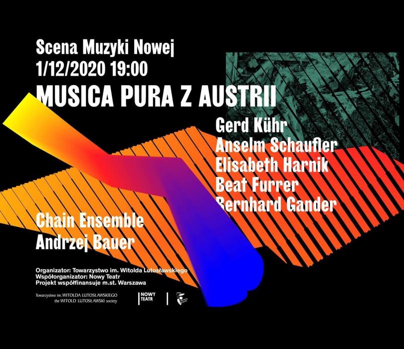 Musica Pura z Austrii | Scena Muzyki Nowej