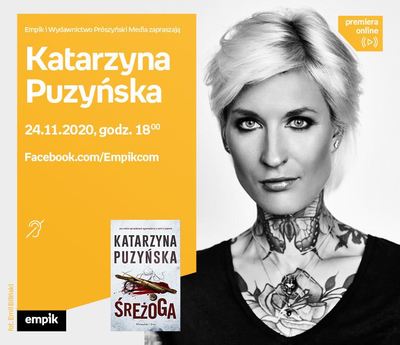 Katarzyna Puzyńska – Premiera online