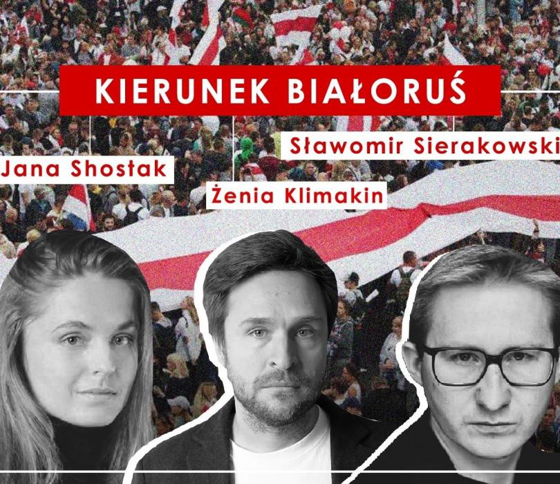 Kierunek - Białoruś 2.