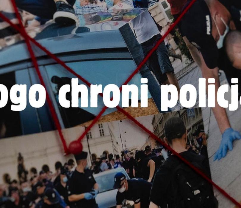 Kogo chroni policja?