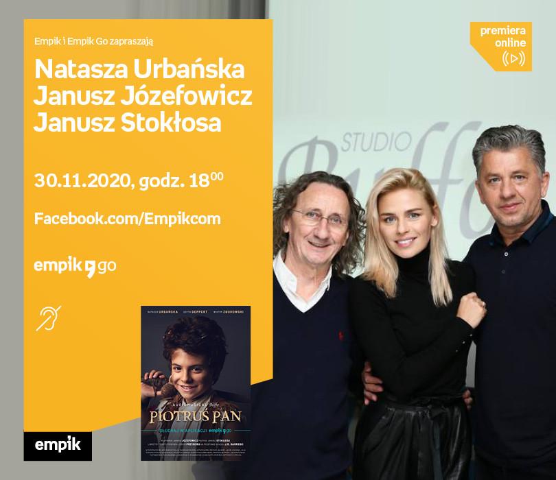Urbańska, Józefowicz, Stokłosa – Premiera online