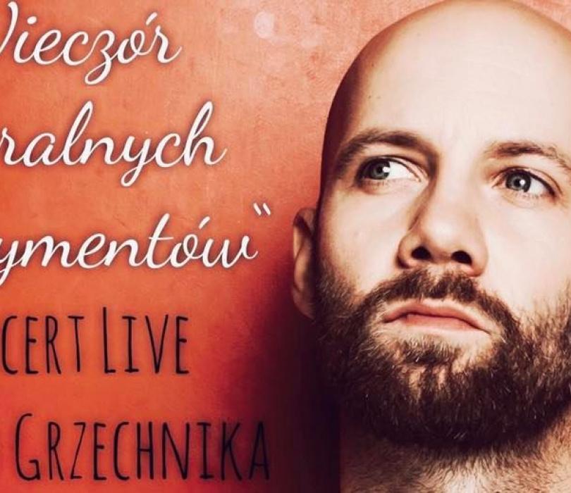 """""""Wieczór Teatralnych Sentymentów"""" - Koncert Online Jerzego Grzechnika"""
