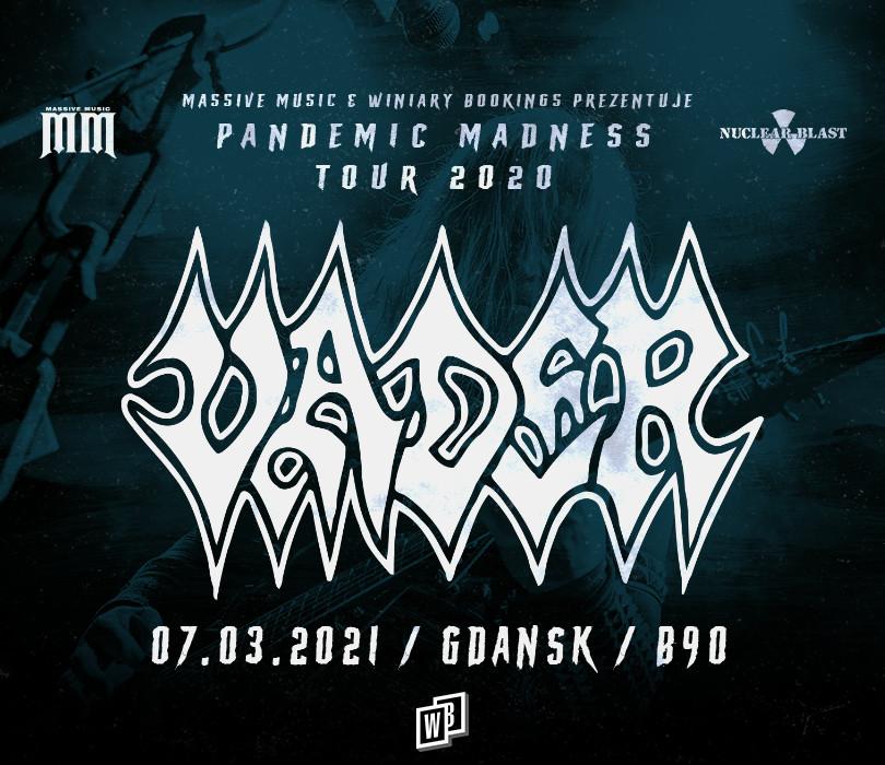 Vader | Gdańsk [ZMIANA DATY]