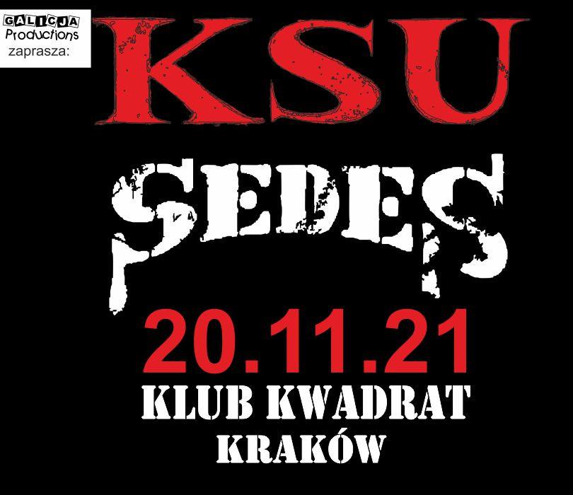 Going. | KSU, SEDES [ZMIANA DATY] - Klub Kwadrat