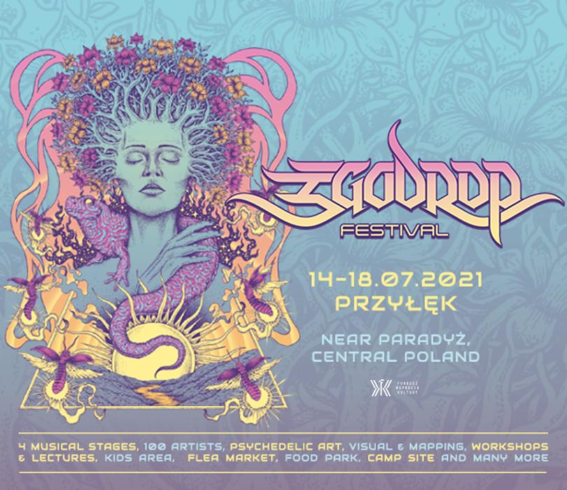 EGODROP FESTIVAL 2021