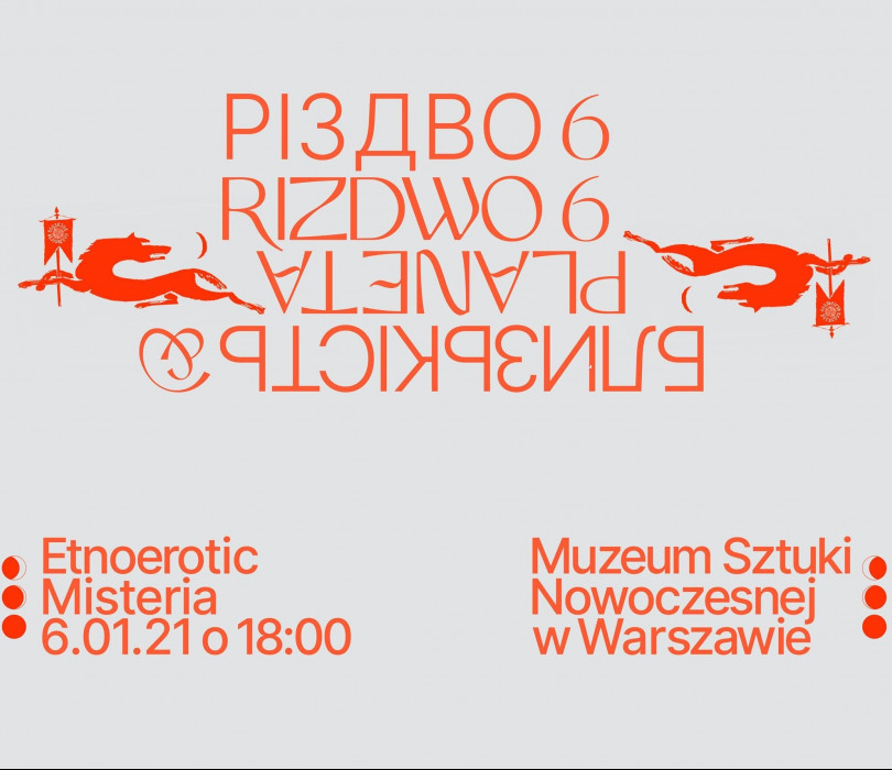 RIZDVO 6 | Misterium Etnoerotyczne