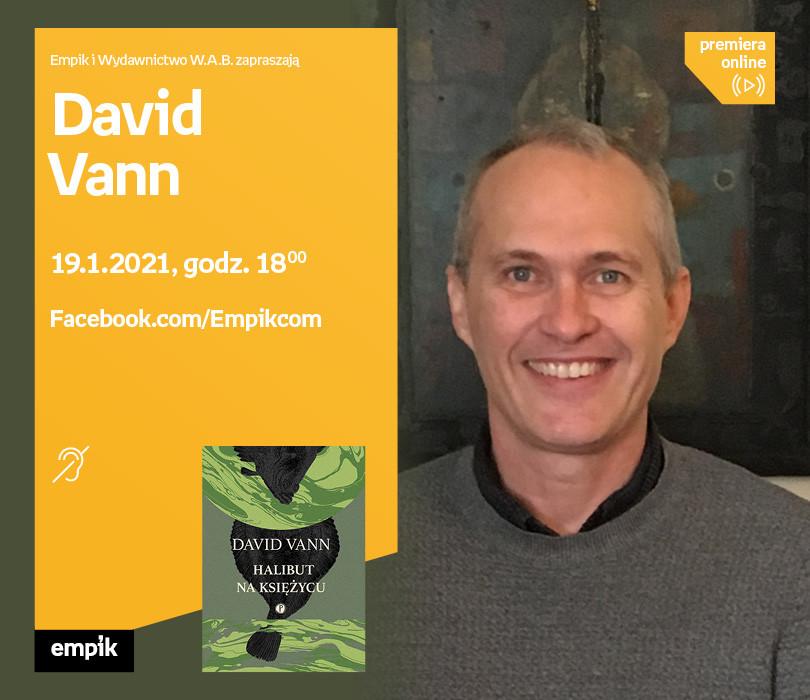 David Vann – Premiera online
