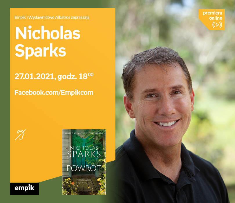 Nicholas Sparks – Premiera online