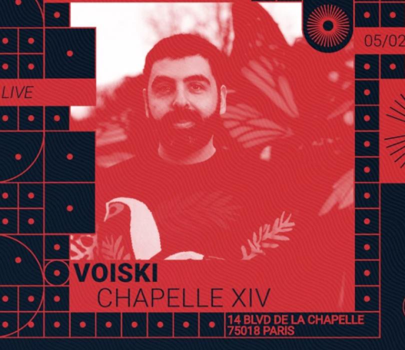 Chapelle XIV Music: Voiski (Live)