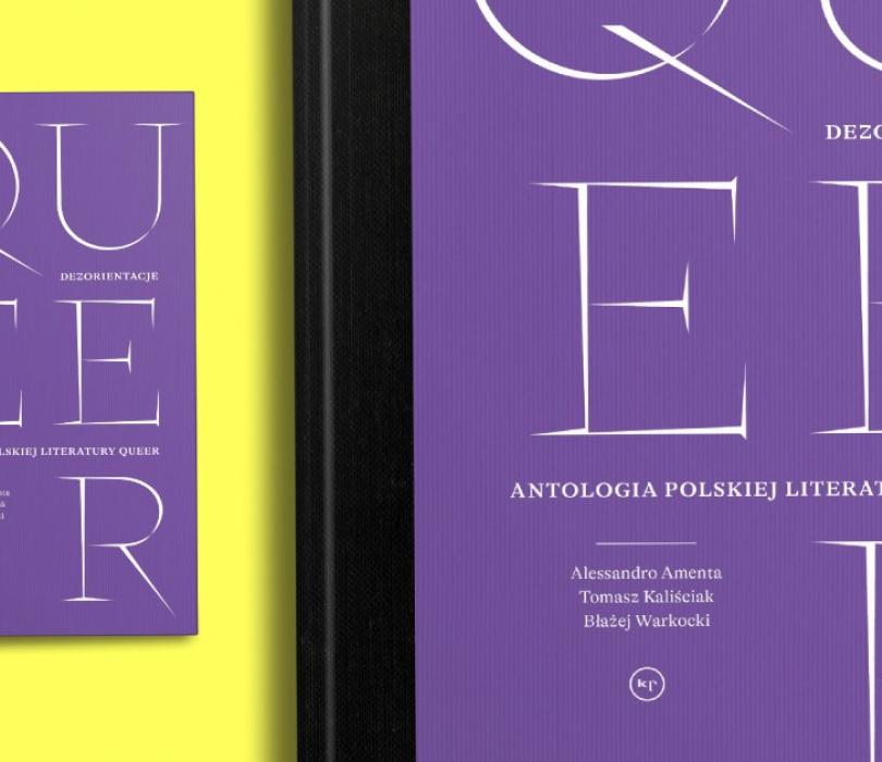 Antologia polskiej literatury queer - premiera książki
